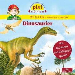 Dinosaurier, 1 Audio-CD