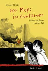 Der Mops im Container