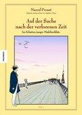 Marcel Proust, Auf der Suche nach der verlorenen Zeit - Im Schatten junger Mädchenblüte - Tl.1