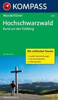 Kompass Wanderführer Hochschwarzwald