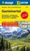 Mayr Karte Gasteiner Tal