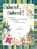 Advent, Advent!, für Violine
