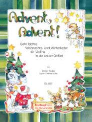 Advent, Advent!, für Violine
