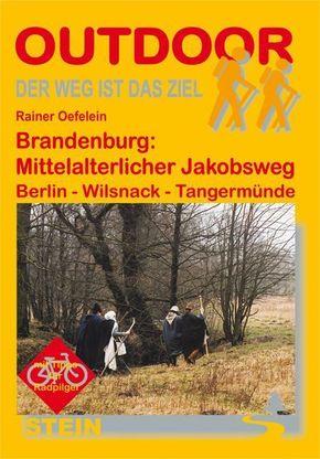 Brandenburg: Mittelalterlicher Jakobsweg