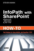 InfoPath with SharePoint 2010