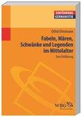 Fabeln, Mären, Schwänke und Legenden im Mittelalter