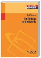 Einführung in die Novelle