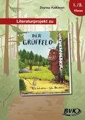 Literaturprojekt zu 'Der Grüffelo'