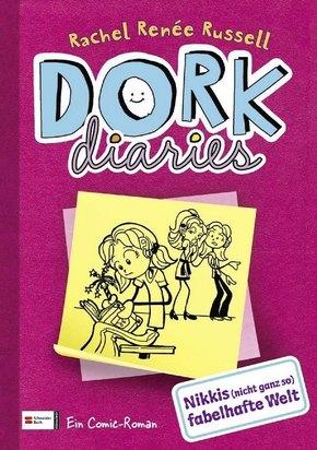 Dork Diaries, Nikkis (nicht ganz so) fabelhafte Welt