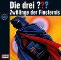 Die drei Fragezeichen - Zwillinge der Finsternis, 1 Audio-CD