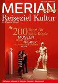 MERIAN extra Deutschland Reiseziel Kultur