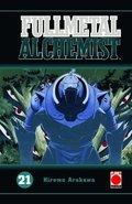 Fullmetal Alchemist - Bd.21