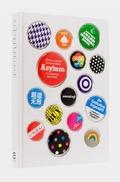 The Asylum Book, w. stickers