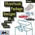 Structural Package Designs, w. CD-ROM - Verpackungsformgebung