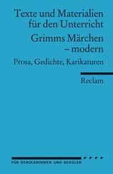 Grimms Märchen - modern