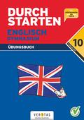 Durchstarten Gymnasium Englisch, Übungsbuch 6. Klasse, m. MP3-CD