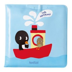 Ahoi, kleiner Pinguin!, Badebuch