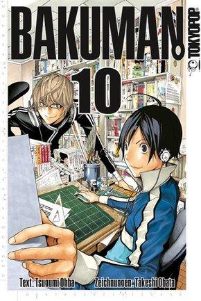 Bakuman - Bd.10