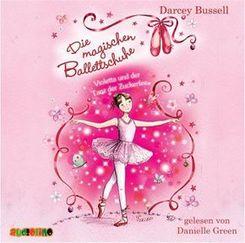 Die magischen Ballettschuhe - Violetta und der Tanz der Zuckerfee, 1 Audio-CD