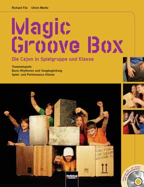 Magic Groove Box, m. Audio-CD/CD-ROM