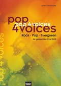 pop 4 voices: Buch