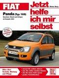 Jetzt helfe ich mir selbst: Fiat Panda (Typ 169) Benziner, Diesel und Erdgas ab Baujahr 2003