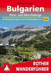 Rother Wanderführer Bulgarien, Pirin- und Rila-Gebirge