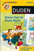 Klarer Fall für Anna Blum!