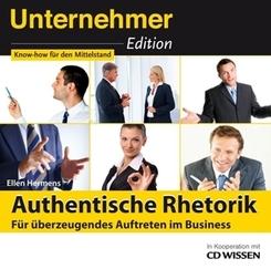 Authentische Rhetorik, 2 Audio-CDs
