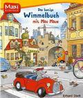 Das lustige Wimmelbuch mit Max Maus - Maxi Bilderbuch