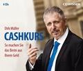 Dirk Müller - Cashkurs, 5 Audio-CDs