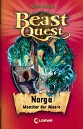 Beast Quest - Narga, Monster der Meere