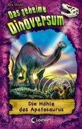 Das geheime Dinoversum - Die Höhle des Apatosaurus