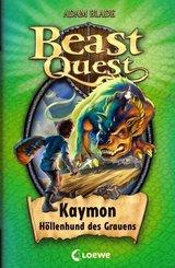Beast Quest - Kaymon, Höllenhund des Grauens