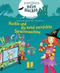 Huckla und die total verrückte Sprachmaschine, m. Audio-CD