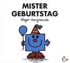 Mister Geburtstag (5 Expl.)