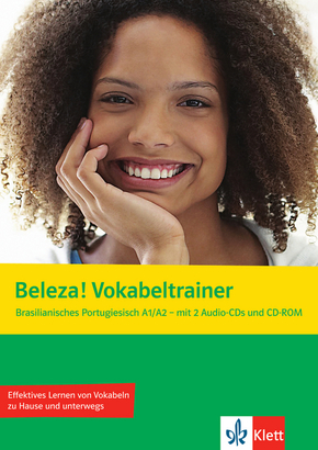 Beleza!: Vokabeltrainer, m. 2 Audio-CDs u. CD-ROM
