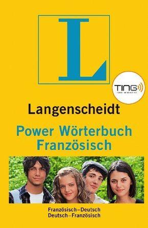 LG Power Wörterbuch Französisch TING