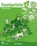 Footprints: Activity Book; Vol.4