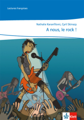 A nous, le rock !, m. Audio-CD