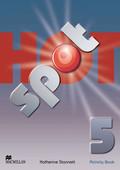 Hot Spot: Activity Book; Level.5