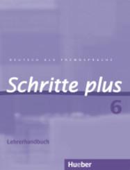 Schritte plus - Deutsch als Fremdsprache: Lehrerhandbuch