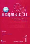 New Inspiration: Teacher's Book; Level.1