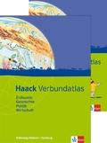 Haack Verbundatlas: Ausgabe Hamburg und Schleswig-Holstein, m. Arbeitsheft Kartenlesen