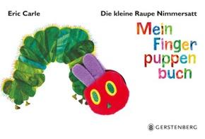 Die kleine Raupe Nimmersatt, Mein Fingerpuppenbuch