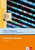Lambacher-Schweizer, Mathematik für Gymnasien: Sicher in die Oberstufe