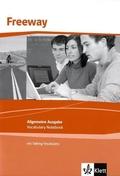 Freeway, Allgemeine Ausgabe, Neubearbeitung: Vocabulary Notebook