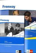 Freeway, Ausgabe Technik, Neubearbeitung 2011: Workbook mit Lösungsheft und Audio-CD-ROM und Vocabulary Notebook mit Talking Vocabulary