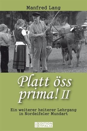 Platt öss prima! - Bd.2