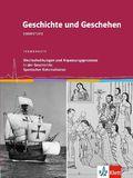 Geschichte und Geschehen, Themenheft: Wechselwirkungen und Anpassungen in der Geschichte: Spanischer Kolonialismus
